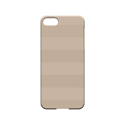 Stripes Linen - Geeks Designer Line Pantone Color Series Hard Case for Apple iPhone 5/5S