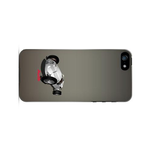 Classic Audi Race Car - Geeks Designer Line Auto Series Hard Case for Apple iPhone 5/5S