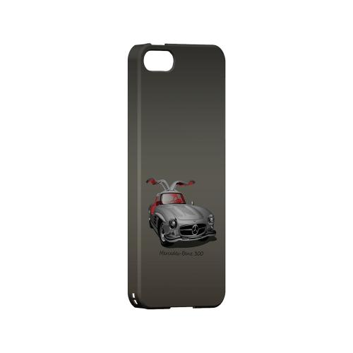 Classic Benz 300 Fade - Geeks Designer Line Auto Series Hard Case for Apple iPhone 5/5S