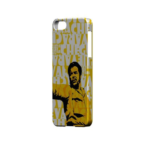 Che Guevara Discurso Pure Yellow - Geeks Designer Line Revolutionary Series Hard Case for Apple iPhone 5/5S