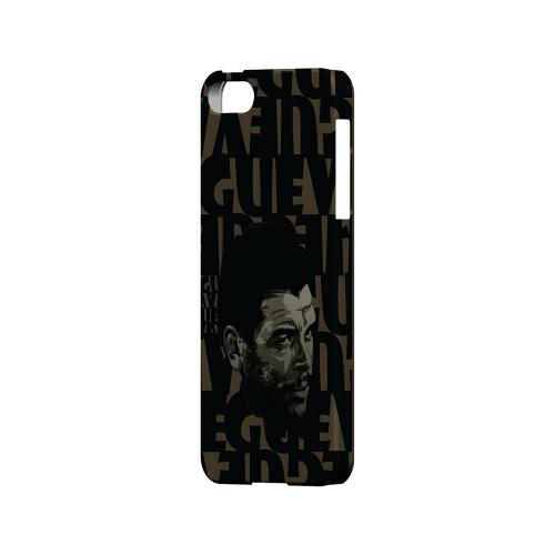 Che Guevara Serious Man on Brown - Geeks Designer Line Revolutionary Series Hard Case for Apple iPhone 5/5S