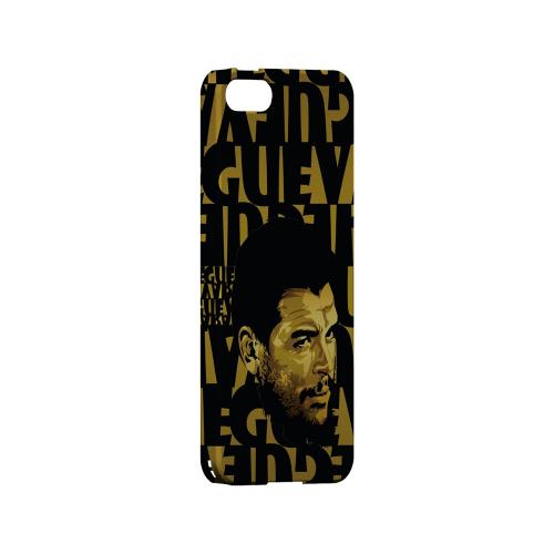 Che Guevara Serious Man on Gold - Geeks Designer Line Revolutionary Series Hard Case for Apple iPhone 5/5S