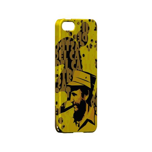 Yellow Fidelity - Geeks Designer Line Revolutionary Series Hard Case for Apple iPhone 5/5S