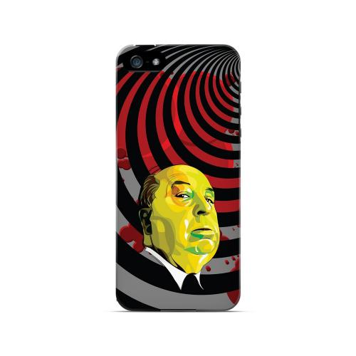 Hitchcock Vertigo - Geeks Designer Line Revolutionary Series Hard Case for Apple iPhone 5/5S
