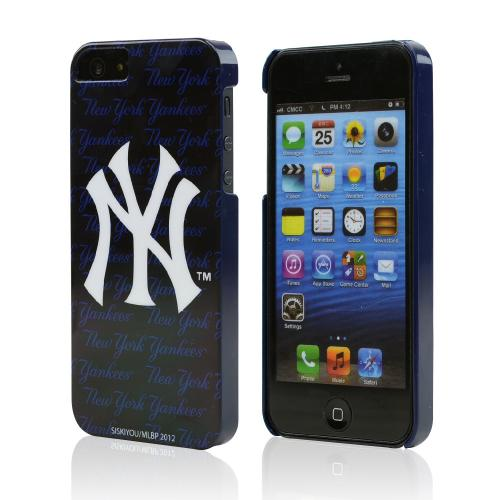 MLB Licensed New York Yankees Hard Case for Apple iPhone 5/5S