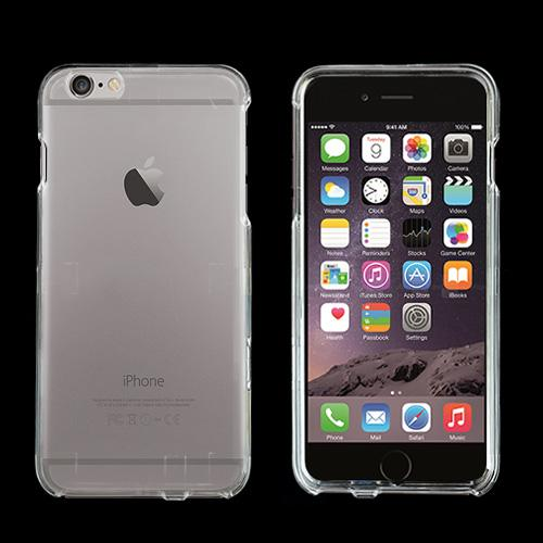Clear Hard Case Cover Made for Apple iPhone 6 PLUS/6S PLUS (5.5 inch) ; Perfect fit as Best Coolest Design Plastic Cases