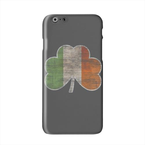 Irish Clover Flag Solid White Hard Case Cover for Apple iPhone 6 PLUS/6S PLUS (5.5 inch)