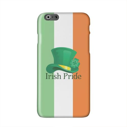 Irish Pride Solid White Hard Case Cover for Apple iPhone 6 PLUS/6S PLUS (5.5 inch)