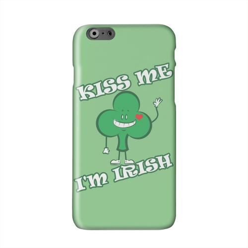 Kiss Me Solid White Hard Case Cover for Apple iPhone 6 PLUS/6S PLUS (5.5 inch)