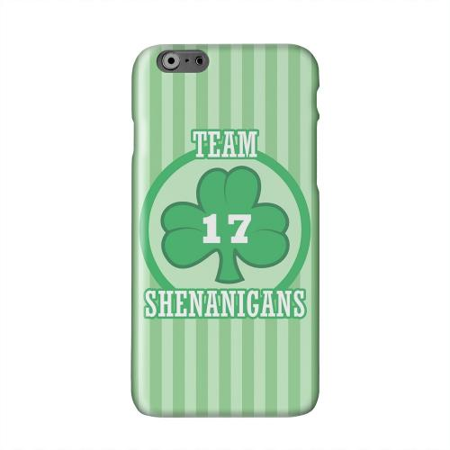 Team Shenanigans Solid White Hard Case Cover for Apple iPhone 6 PLUS/6S PLUS (5.5 inch)