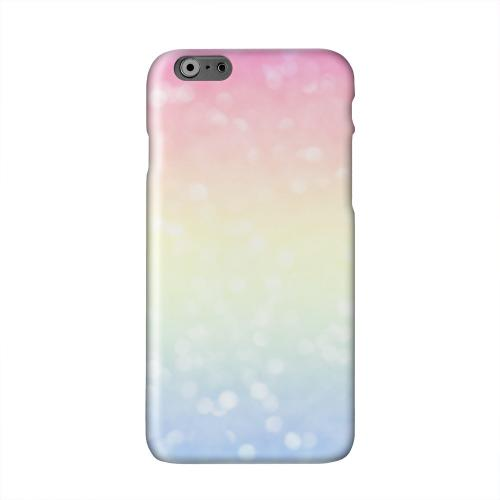 Pale Prismatic Solid White Hard Case Cover for Apple iPhone 6 PLUS/6S PLUS (5.5 inch)