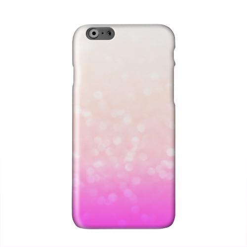 Deep Blush Solid White Hard Case Cover for Apple iPhone 6 PLUS/6S PLUS (5.5 inch)