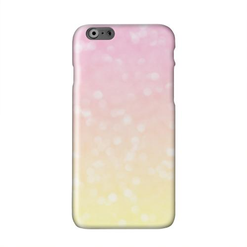 Bubble Gum Squeeze Solid White Hard Case Cover for Apple iPhone 6 PLUS/6S PLUS (5.5 inch)
