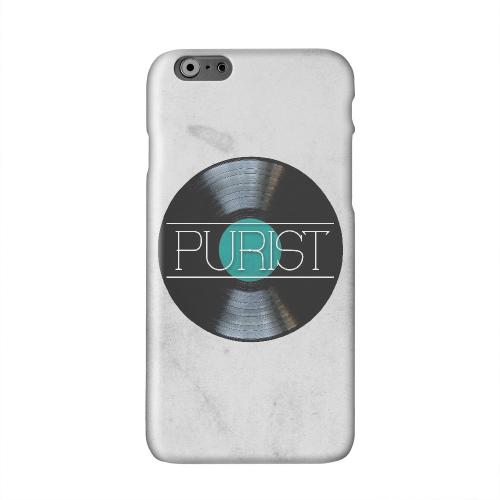 Purist Solid White Hard Case Cover for Apple iPhone 6 PLUS/6S PLUS (5.5 inch)