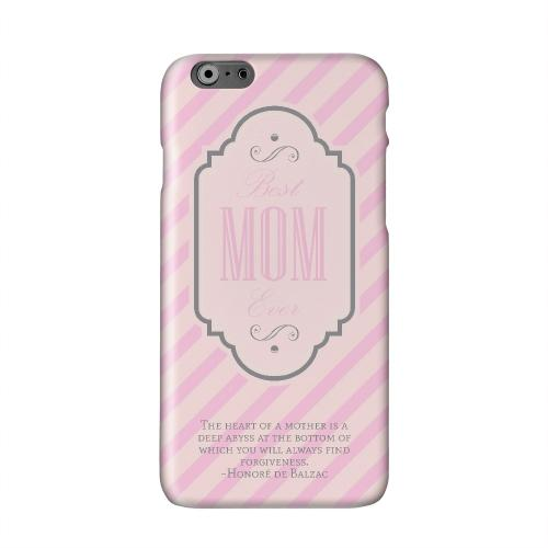 Mom Deep Abyss Solid White Hard Case Cover for Apple iPhone 6 PLUS/6S PLUS (5.5 inch)