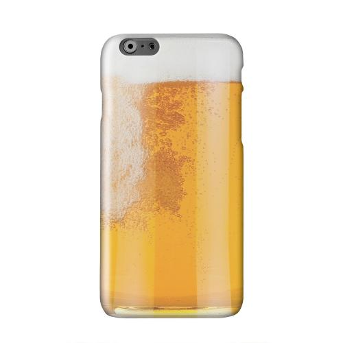 Beer Mug Solid White Hard Case Cover for Apple iPhone 6 PLUS/6S PLUS (5.5 inch)
