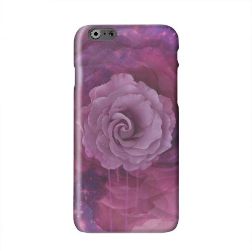 Space Bloom Solid White Hard Case Cover for Apple iPhone 6 PLUS/6S PLUS (5.5 inch)