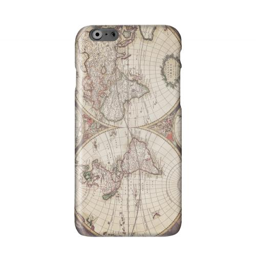 Terrarum Orbis Solid White Hard Case Cover for Apple iPhone 6 PLUS/6S PLUS (5.5 inch)