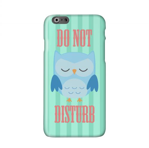 Do Not Disturb Solid White Hard Case Cover for Apple iPhone 6 PLUS/6S PLUS (5.5 inch)