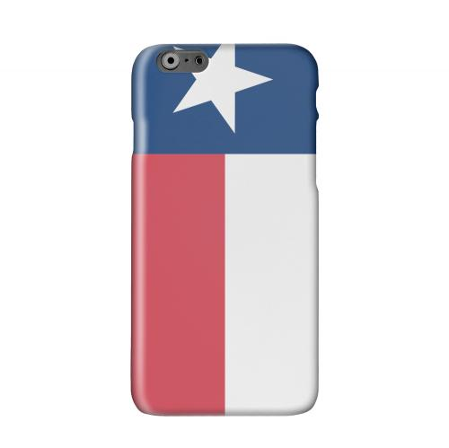 Texas Solid White Hard Case Cover for Apple iPhone 6 PLUS/6S PLUS (5.5 inch)