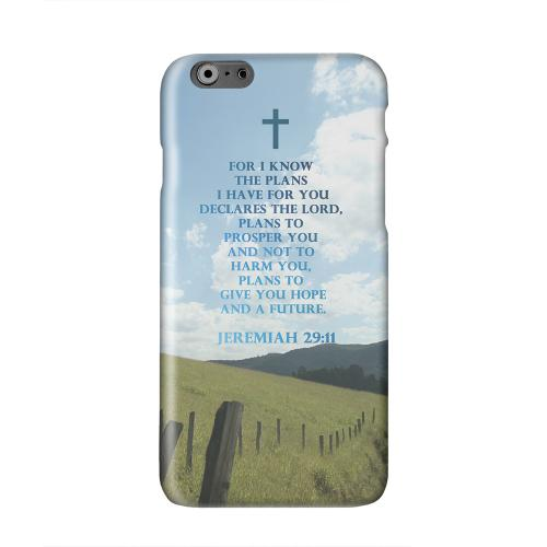 Jeremiah 29:11  Solid White Hard Case Cover for Apple iPhone 6 PLUS/6S PLUS (5.5 inch)