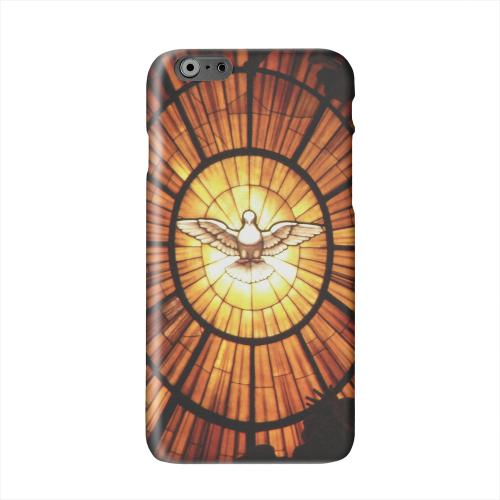 Holy Spirit Glass  Solid White Hard Case Cover for Apple iPhone 6 PLUS/6S PLUS (5.5 inch)