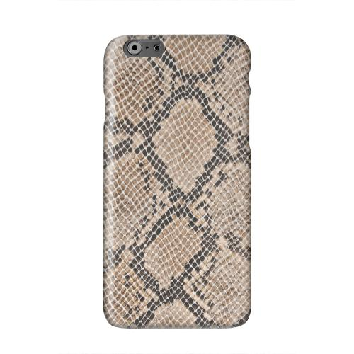 Rattlesnake Skin Solid White Hard Case Cover for Apple iPhone 6 PLUS/6S PLUS (5.5 inch)