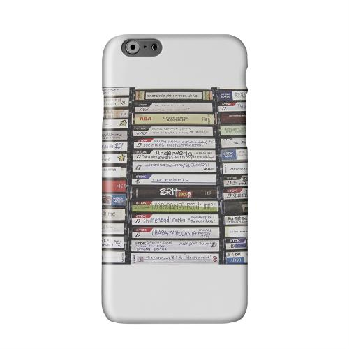 VHS Solid White Hard Case Cover for Apple iPhone 6 PLUS/6S PLUS (5.5 inch)
