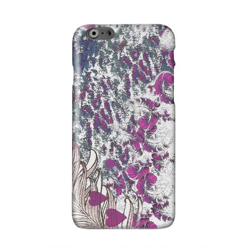 Feather Love Solid White Hard Case Cover for Apple iPhone 6 PLUS/6S PLUS (5.5 inch)