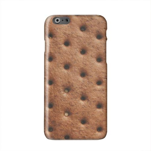 Ice Cream Sandwich Solid White Hard Case Cover for Apple iPhone 6 PLUS/6S PLUS (5.5 inch)