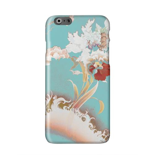 Flower Wave Solid White Hard Case Cover for Apple iPhone 6 PLUS/6S PLUS (5.5 inch)