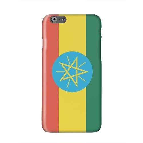 Ethiopia Solid White Hard Case Cover for Apple iPhone 6 PLUS/6S PLUS (5.5 inch)