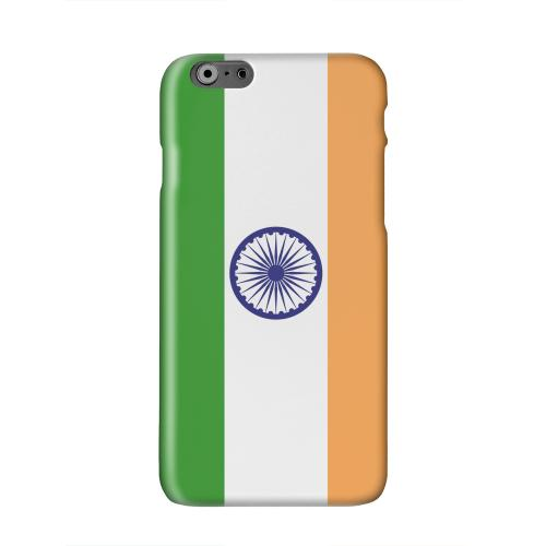India Solid White Hard Case Cover for Apple iPhone 6 PLUS/6S PLUS (5.5 inch)