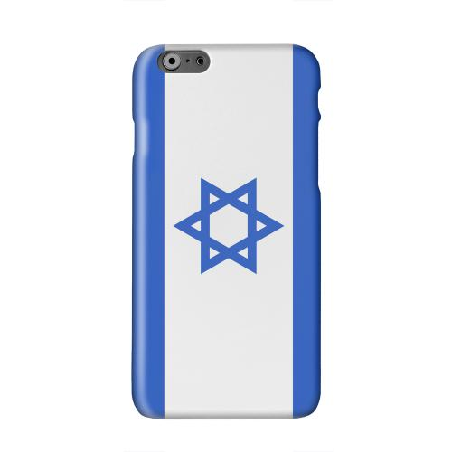 Israel Solid White Hard Case Cover for Apple iPhone 6 PLUS/6S PLUS (5.5 inch)