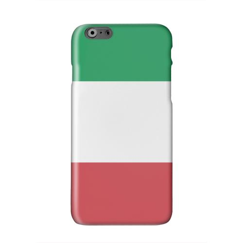 Italy Solid White Hard Case Cover for Apple iPhone 6 PLUS/6S PLUS (5.5 inch)