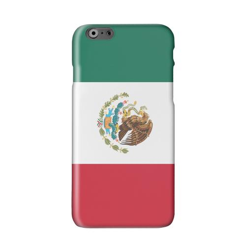 Mexico Solid White Hard Case Cover for Apple iPhone 6 PLUS/6S PLUS (5.5 inch)