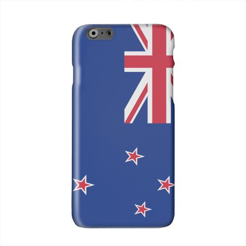 New Zealand Solid White Hard Case Cover for Apple iPhone 6 PLUS/6S PLUS (5.5 inch)