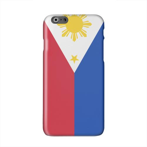 Philippines Solid White Hard Case Cover for Apple iPhone 6 PLUS/6S PLUS (5.5 inch)