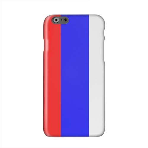 Russia Solid White Hard Case Cover for Apple iPhone 6 PLUS/6S PLUS (5.5 inch)