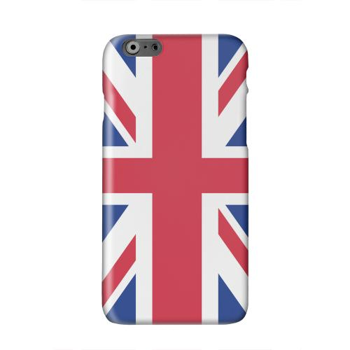 United Kingdom Solid White Hard Case Cover for Apple iPhone 6 PLUS/6S PLUS (5.5 inch)