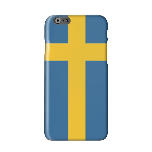 Sweden Solid White Hard Case Cover for Apple iPhone 6 PLUS/6S PLUS (5.5 inch)