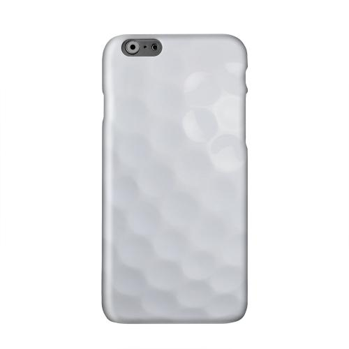 Golf Ball Solid White Hard Case Cover for Apple iPhone 6 PLUS/6S PLUS (5.5 inch)