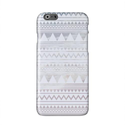 Beach Pattern Solid White Hard Case Cover for Apple iPhone 6 PLUS/6S PLUS (5.5 inch)