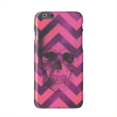 Pink Space Death Solid White Hard Case Cover for Apple iPhone 6 PLUS/6S PLUS (5.5 inch)