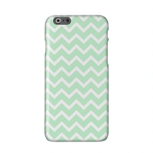 White on Mint Solid White Hard Case Cover for Apple iPhone 6 PLUS/6S PLUS (5.5 inch)
