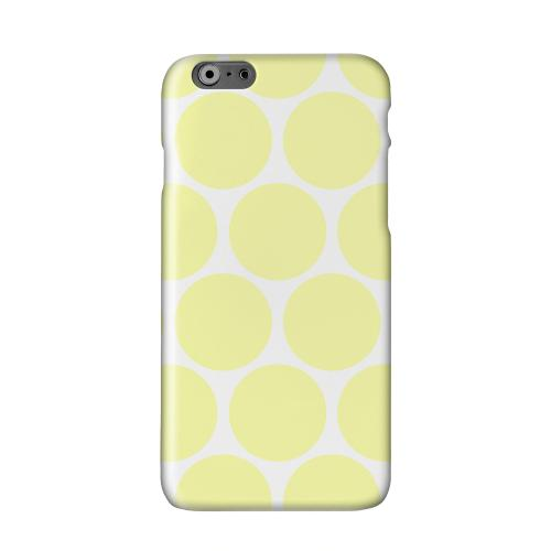 Big & Yellow Solid White Hard Case Cover for Apple iPhone 6 PLUS/6S PLUS (5.5 inch)