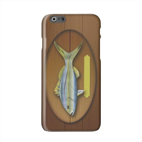 Fish Trophy Solid White Hard Case Cover for Apple iPhone 6 PLUS/6S PLUS (5.5 inch)
