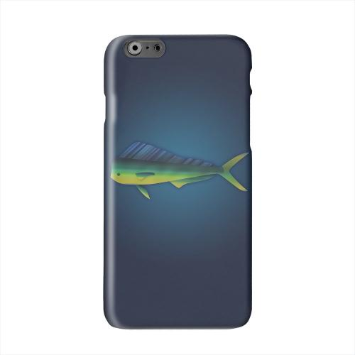 Mahi Mahi Solid White Hard Case Cover for Apple iPhone 6 PLUS/6S PLUS (5.5 inch)