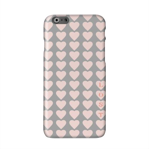 Lost in Love Solid White Hard Case Cover for Apple iPhone 6 PLUS/6S PLUS (5.5 inch)