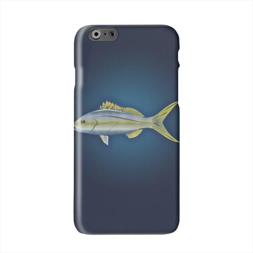 Yellowtail Solid White Hard Case Cover for Apple iPhone 6 PLUS/6S PLUS (5.5 inch)